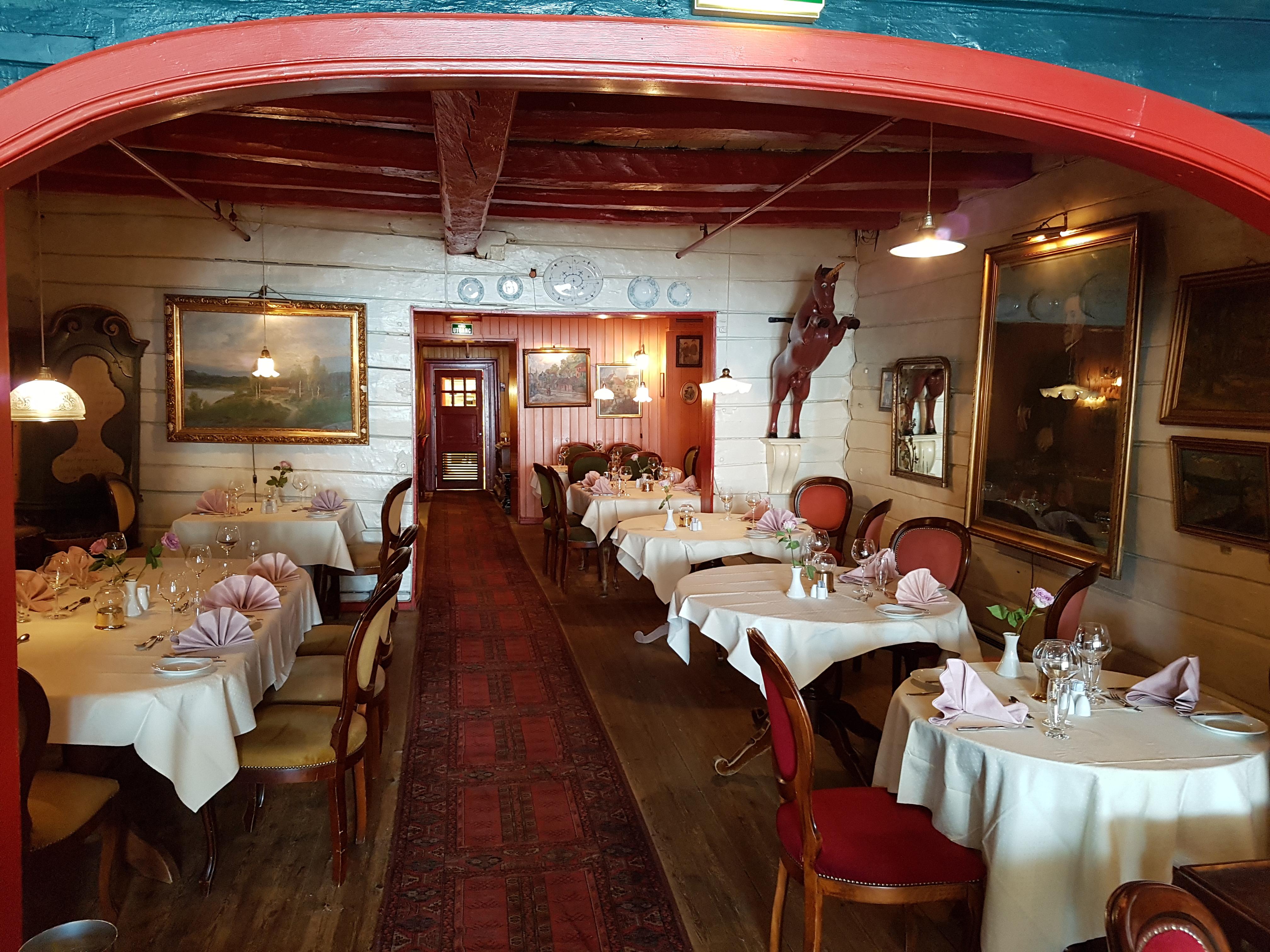 bra restauranter oslo vest agder
